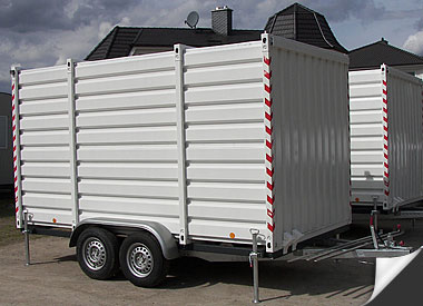 Materialcontainer / Mobibox - In allen Farben lieferbar !!!